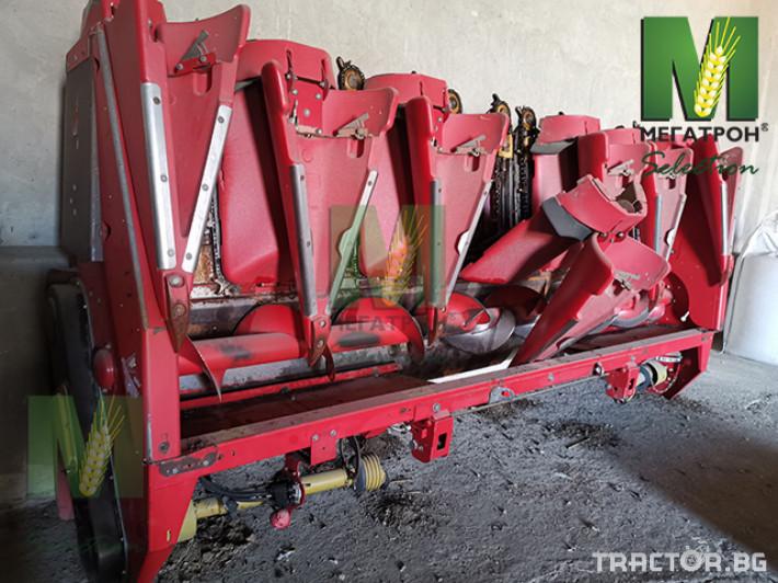 Комбайни Claas LEXION 460 14 - Трактор БГ