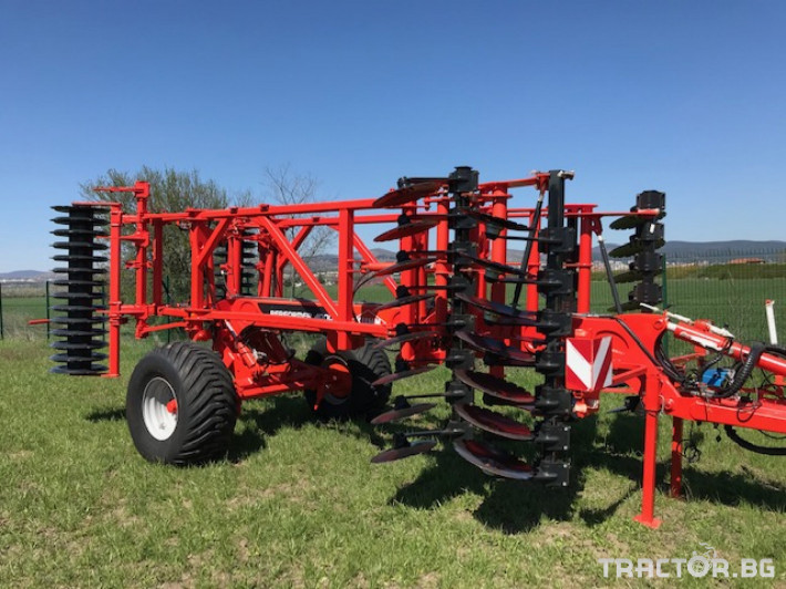 Култиватори KUHN PERFORMER 4000 0 - Трактор БГ