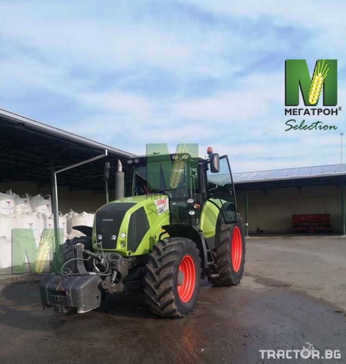 Трактори Claas Axion 840 0 - Трактор БГ