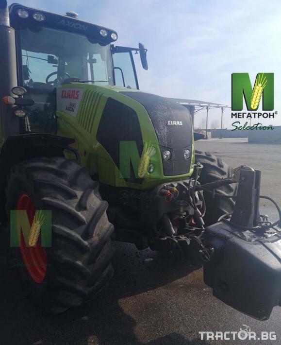 Трактори Claas Axion 840 6 - Трактор БГ
