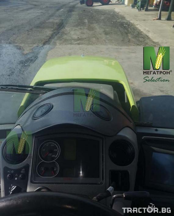 Трактори Claas Axion 840 8 - Трактор БГ
