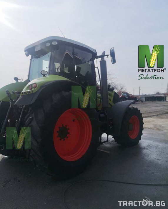 Трактори Claas Axion 840 9 - Трактор БГ