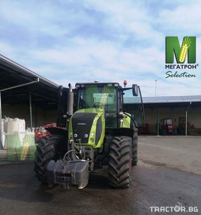 Трактори Claas Axion 840 11 - Трактор БГ