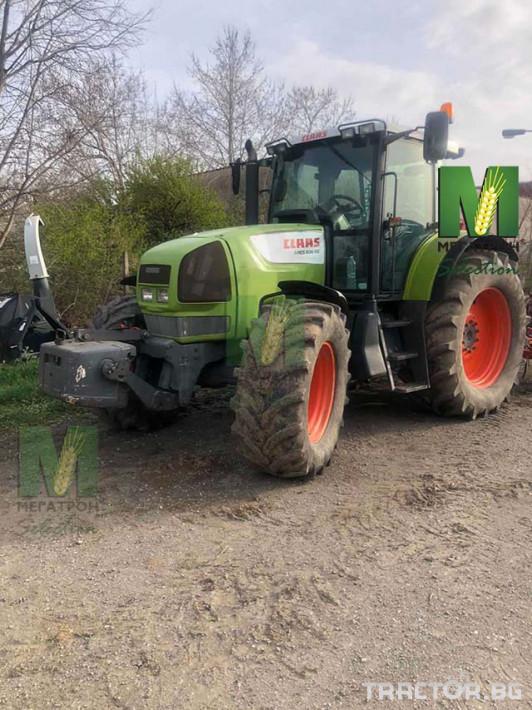 Трактори Claas Ares 836 RZ 0 - Трактор БГ