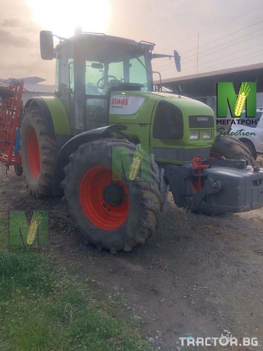 Трактори Claas Ares 836 RZ 1 - Трактор БГ