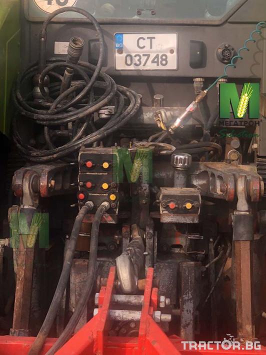 Трактори Claas Ares 836 RZ 3 - Трактор БГ