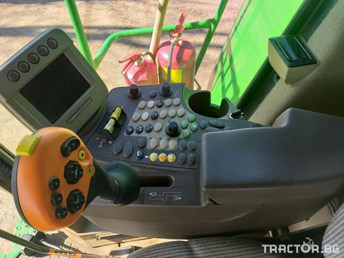 Комбайни John-Deere W540C 3 - Трактор БГ