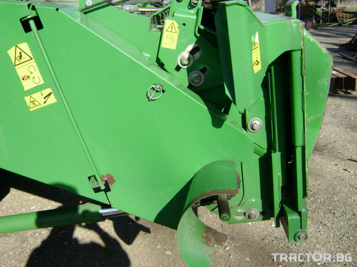 Комбайни John-Deere W540C 9 - Трактор БГ