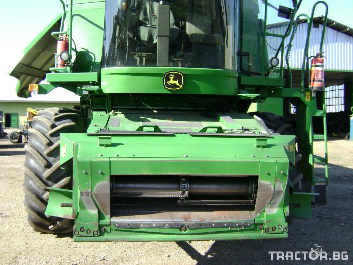 Комбайни John-Deere W540C 11 - Трактор БГ