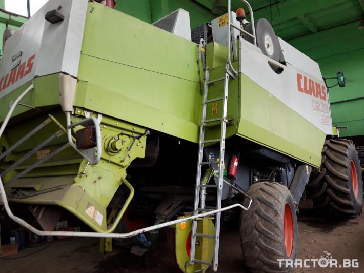 Комбайни Claas Lexion 450 4 - Трактор БГ