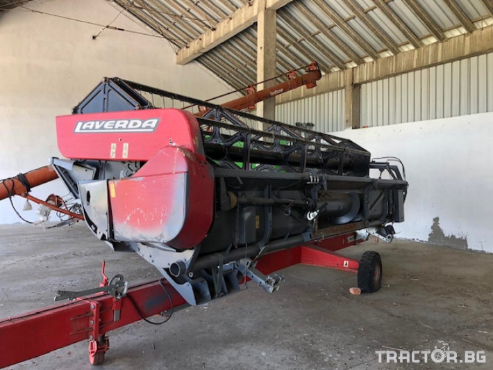 Комбайни Laverda 296LCS 2 - Трактор БГ