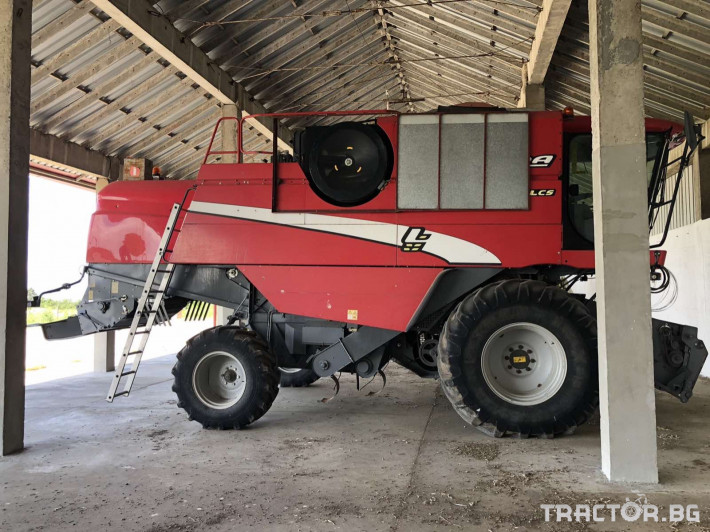 Комбайни Laverda 296LCS 7 - Трактор БГ