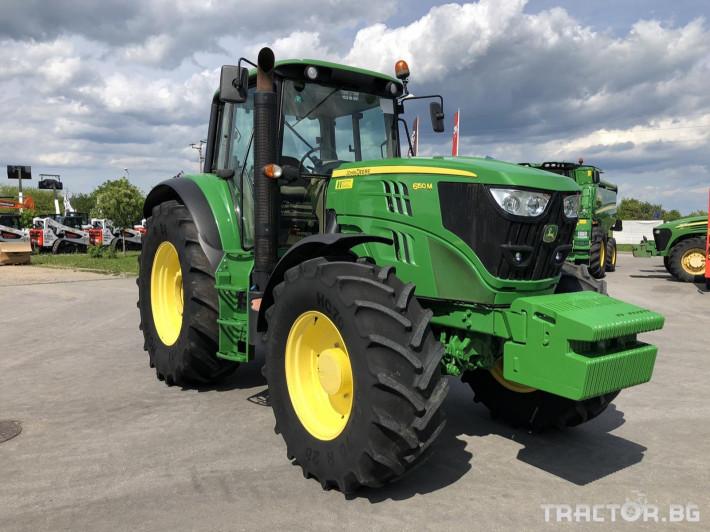 Трактори John-Deere 6150M 0 - Трактор БГ